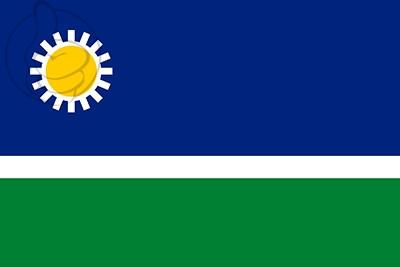 Bandera Estado de Portuguesa