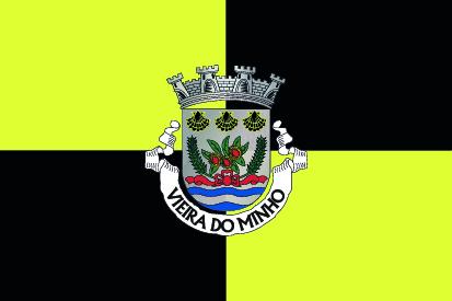 Bandera Vieira do Minho (freguesia)