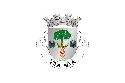 Bandera Vila Alva