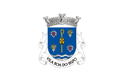 Bandera Vila Boa do Bispo