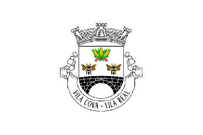 Bandera Vila Cova (Vila Real)