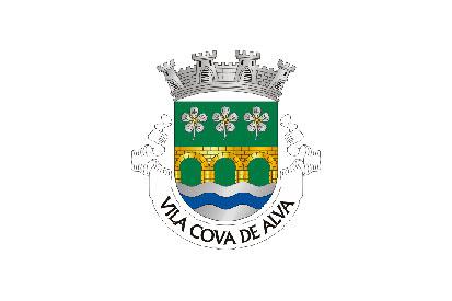 Bandera Vila Cova de Alva