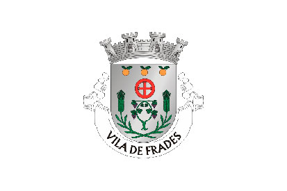 Bandera Vila de Frades