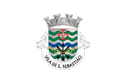 Bandera Vila de São Sebastião