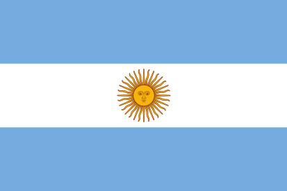 Bandera Argentine