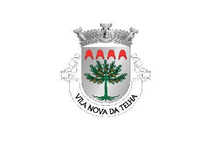 Bandera Vila Nova da Telha