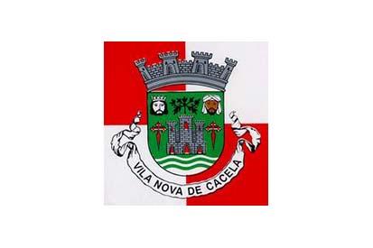 Bandera Vila Nova de Cacela