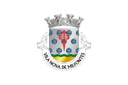 Bandera Vila Nova de Milfontes