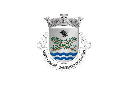 Bandera Vila Nova de Santo André