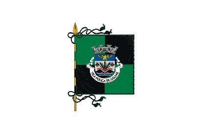 Bandera Vila Pouca de Aguiar (freguesia)