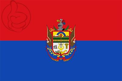 Bandera Provincia de Chimborazo