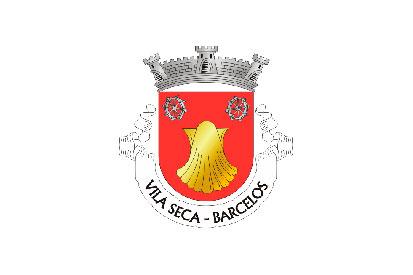 Bandera Vila Seca (Barcelos)
