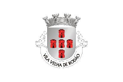 Bandera Vila Velha de Ródão (freguesia)