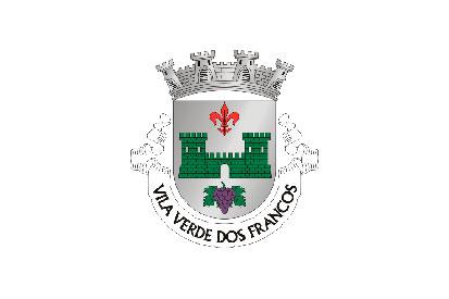 Bandera Vila Verde dos Francos