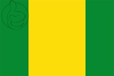 Bandera Provincia de El Oro