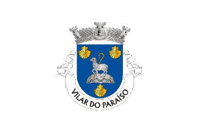 Bandera Vilar do Paraíso