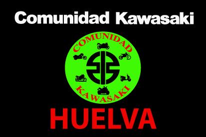 Bandera Comunidad Kawasaki Huelva