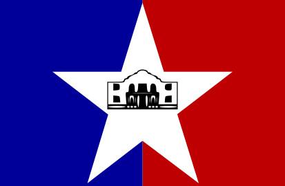Bandera San Antonio