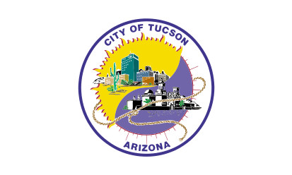 Bandera Tucson, Arizona