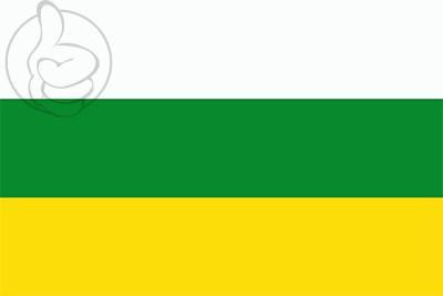 Bandera Provincia de Zamora Chinchipé