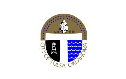 Bandera Tulsa, Oklahoma