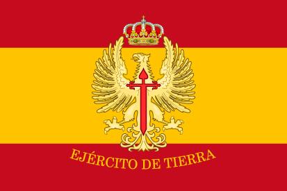 Bandera Ejército de Tierra España