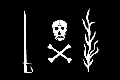 Bandera Pirata carlista