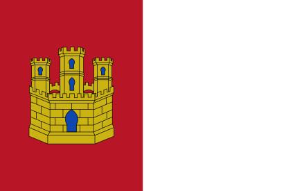 Drapeau Castilla-La Mancha