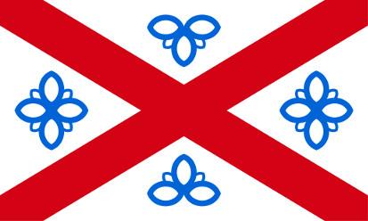 Bandera Penrith, Cumberland