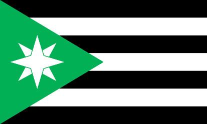 Bandera Nenthead, Cumberland