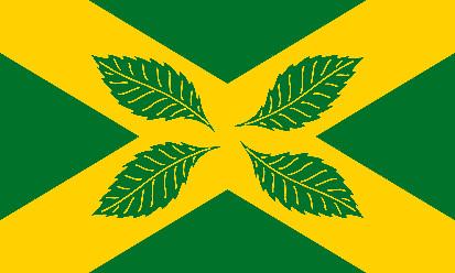 Bandera Four Elms, Kent