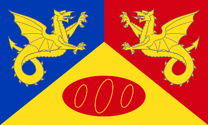 Bandera Craig-y-Dorth, Monmouthshire