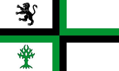 Bandera Bloxwich, Staffordshire