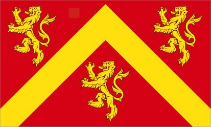 Bandera Anglesey