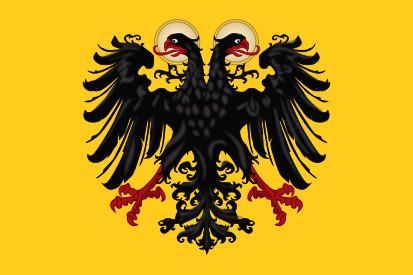 Bandera Sacro Imperio Romano Germánico