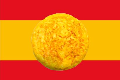 Bandera Tortilla
