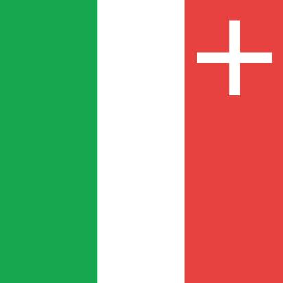 Bandera Cantón de Neuchatel