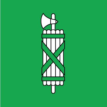 Bandera Cantón de San Galo
