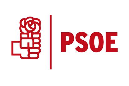Bandera PSOE blanca
