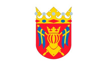 Bandera Finlandia del sudoeste