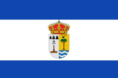 Bandera Bayubas de arriba