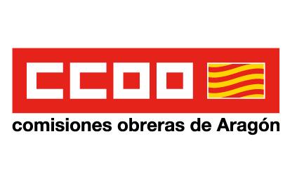 Bandera CCOO Aragón