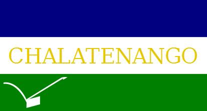 Bandera Chalatenango