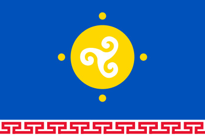 Bandera Ust-Orda Buryat Okrug