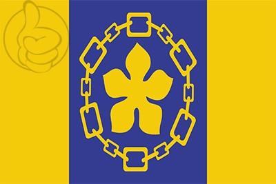 Bandera Hamilton