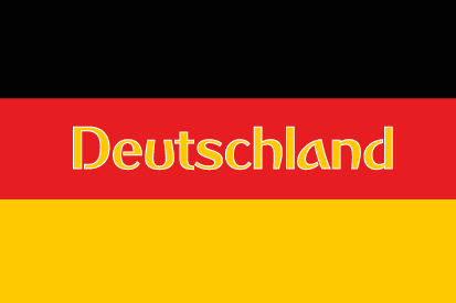 Bandera Alemania nombre