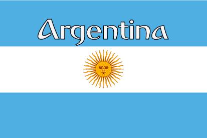 Bandera Argentina nombre
