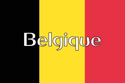 Bandera Bélgica nombre