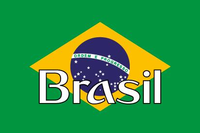 brasile nome bandiera brasil bandera nombre banderas