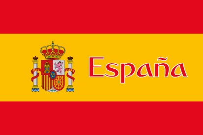 Bandera España nombre